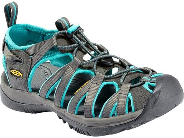 Keen Whisper Sandals Women Dark Shadow/Ceramic